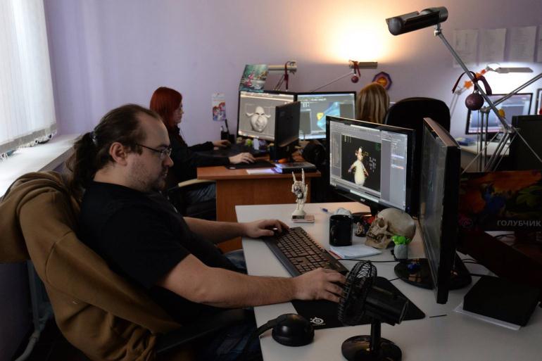 3D аниматор