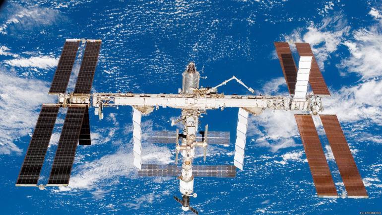 Космическая станция МКС