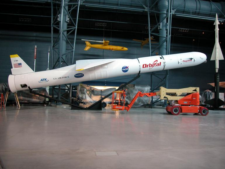 Ракета-носитель Pegasus XL