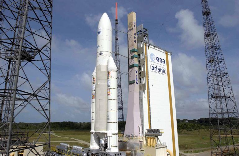 Ракета Ariane 5G