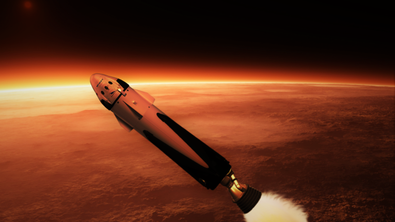 Космическая экспедиция