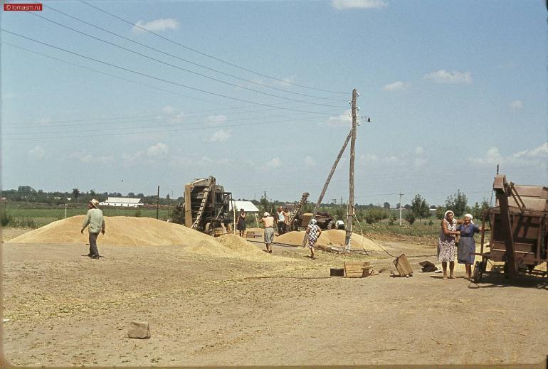Зарплата колхозника