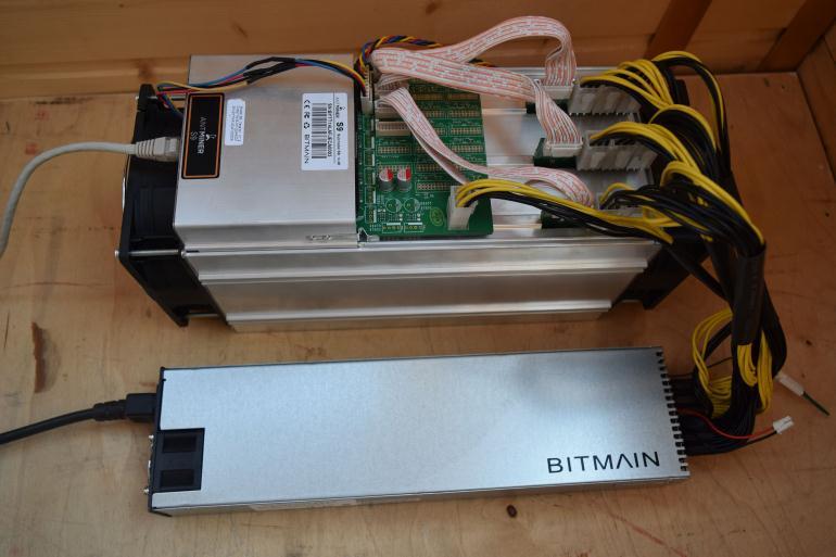 Bitmain Antminer S9