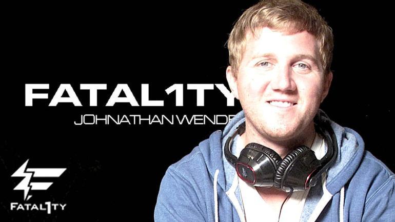 Джонатан Вендель(Fatal1ty)