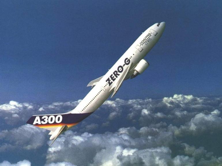 Самолет ZeroG