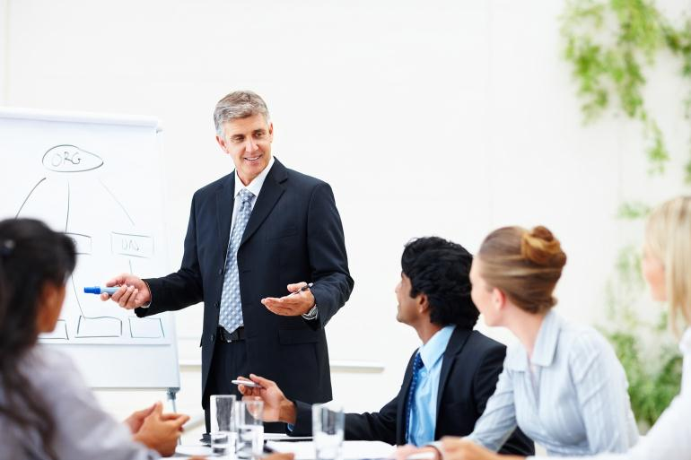 Бизнес-наставник