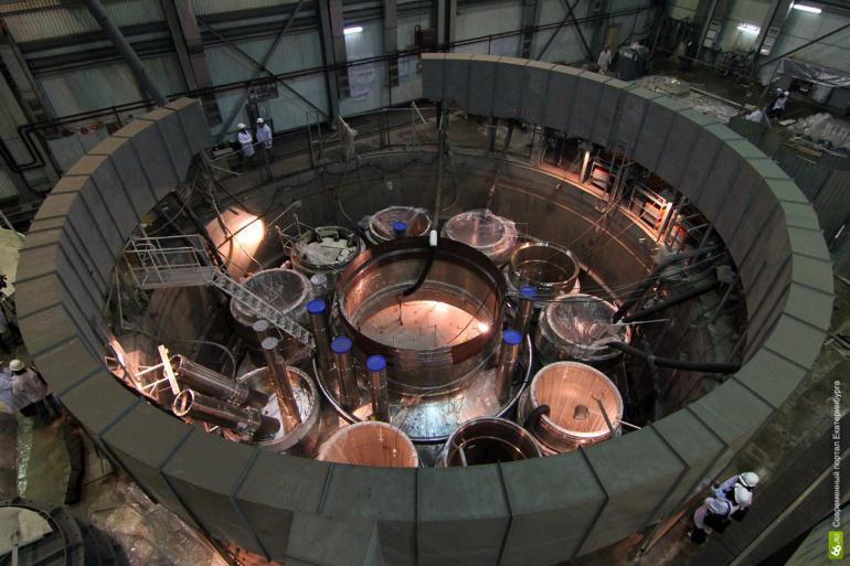 Реактор размножитель