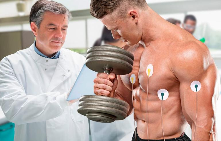 Спортивный фармаколог
