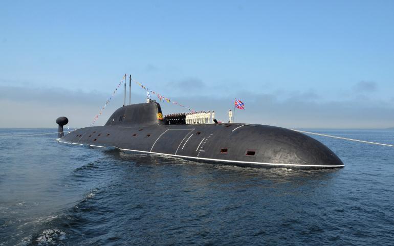 Цена атомной подводной лодки
