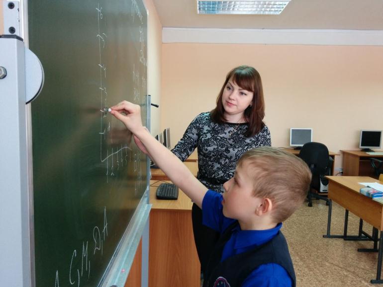 Средняя зарплата учителя информатики
