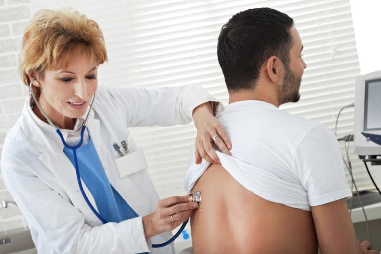 Онлайн консультация врача пульмонолога