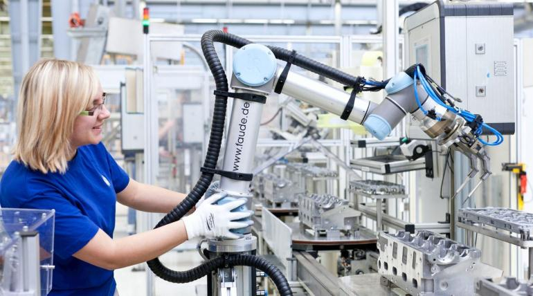 Зарплата роботехника