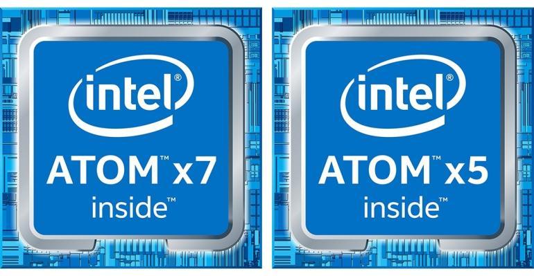 Процессоры Intel Atom
