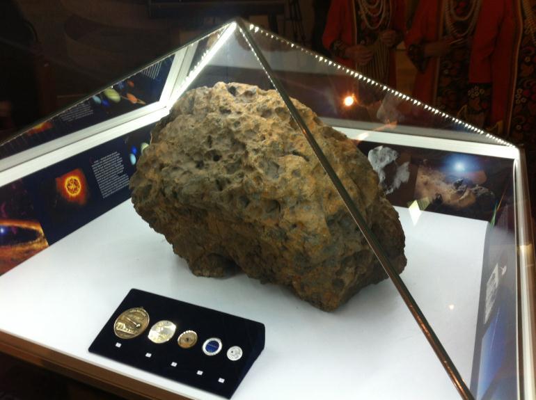 Метеорит из Челябинска