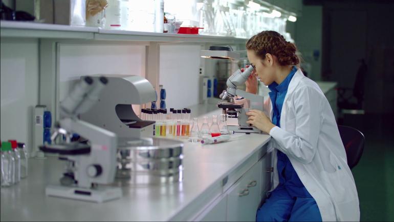 Лаборатория микробиологии