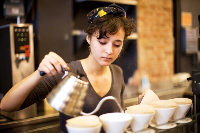 Специалист по кофе