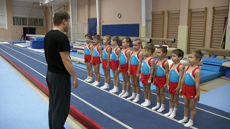 Тренер спортивной школы
