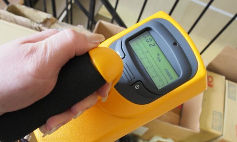 Замер радиации в квартире