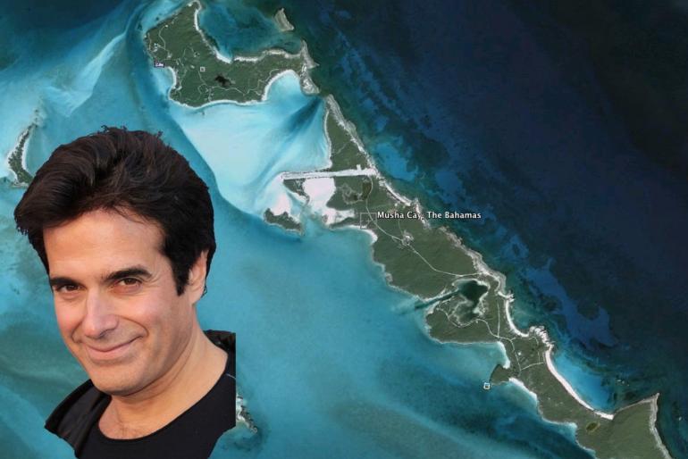 Частный остров