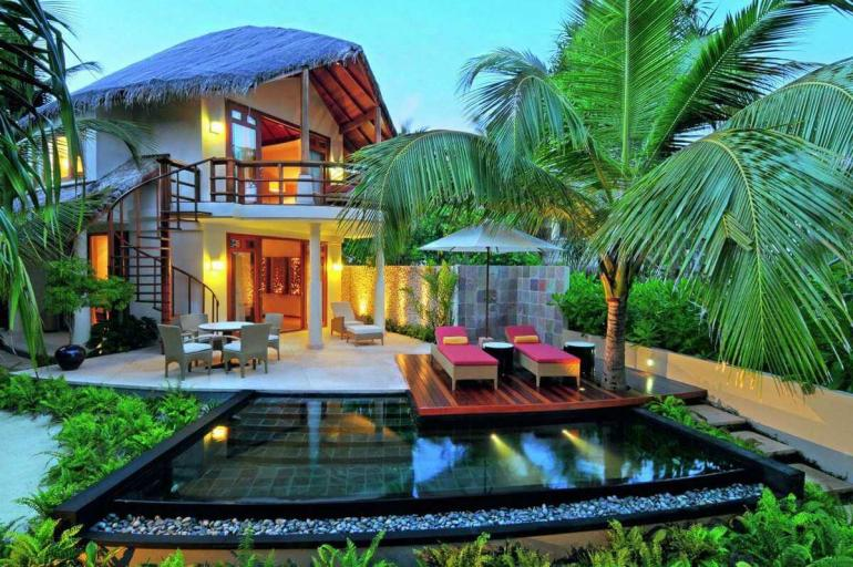 Дом на острове