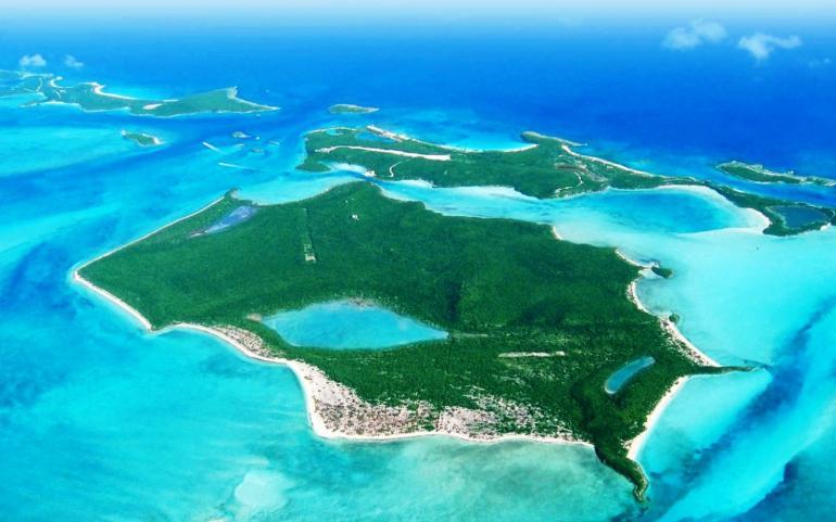 Остров Багамы