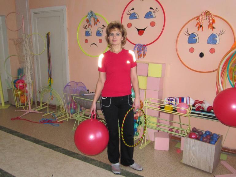 Воспитатель по физкультуре