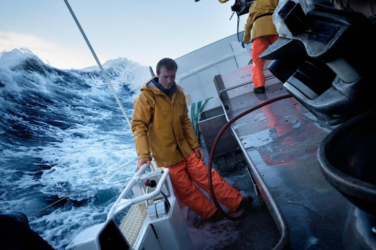 Моряк Норвегия