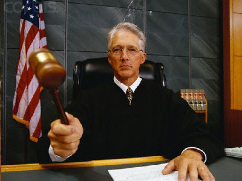 Представитель судебных органов