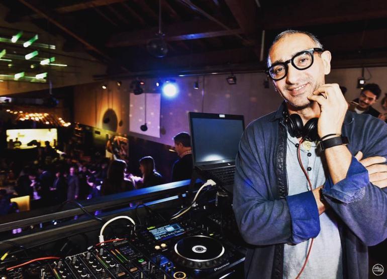 DJ на тв