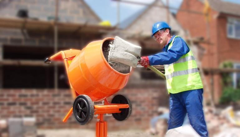 Работа бетонщик