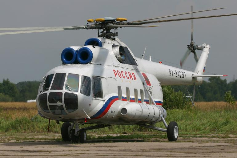 Какую зарплату получает бортмеханик вертолета