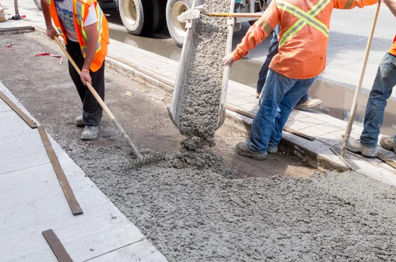 Квалифицированный бетонщик