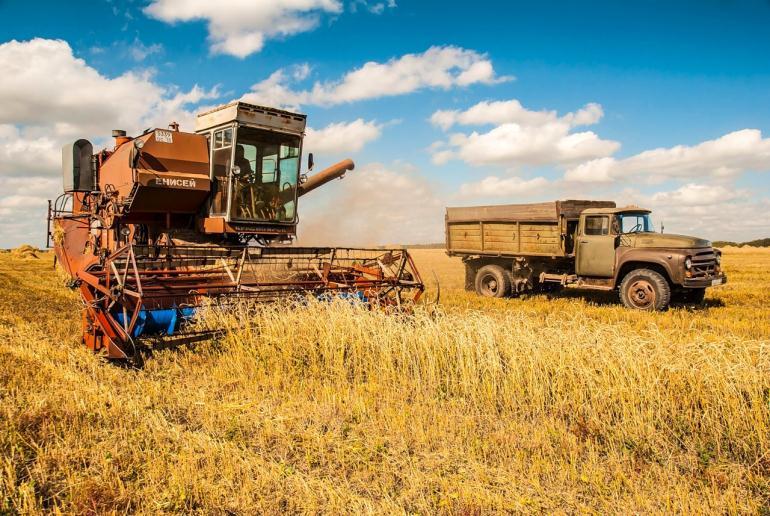 Труд колхозников
