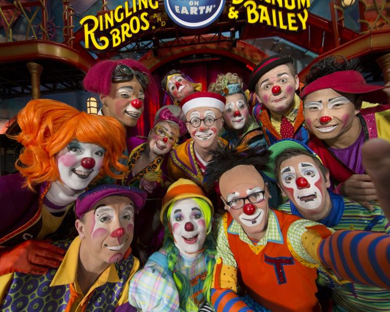 Ringling Brothers And Barnum & Bailey