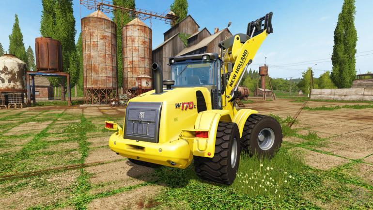 Farming Simulator 2016-2017