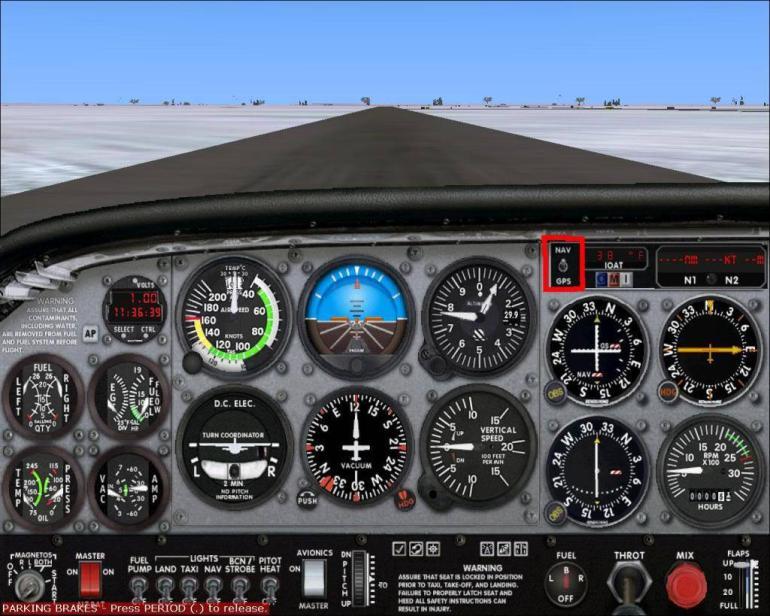 самолет «Cessna 172»