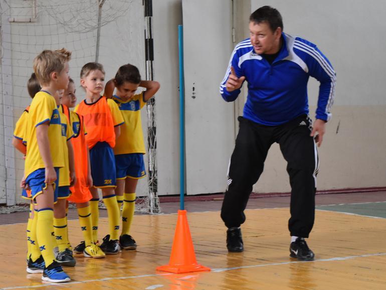 Спортивный наставник