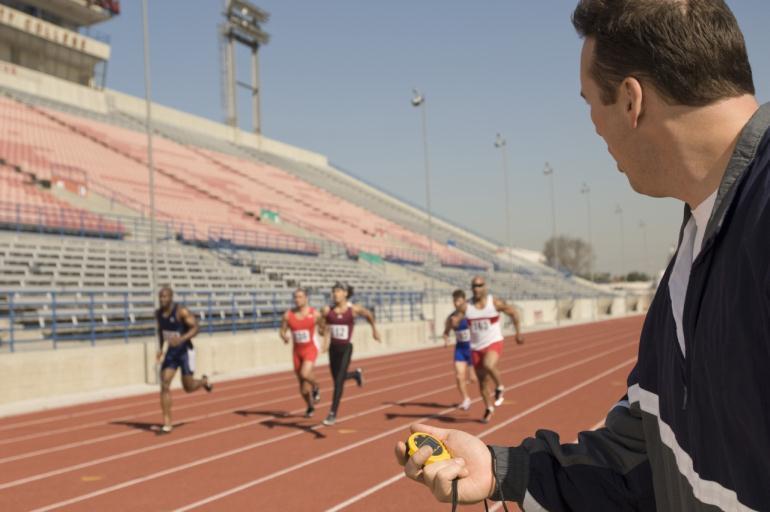 Зарплата тренера по легкой атлетике