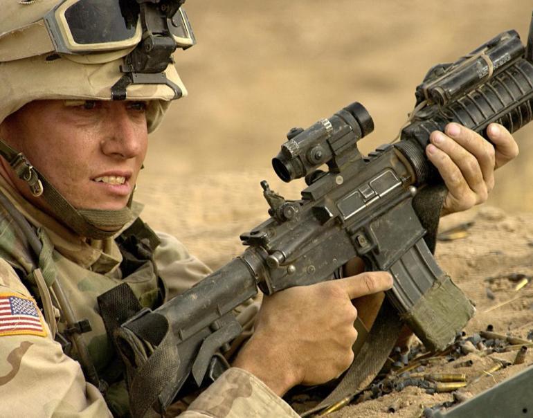 Наемный солдат