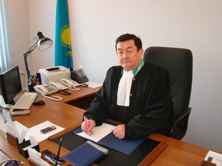 Председатель суда