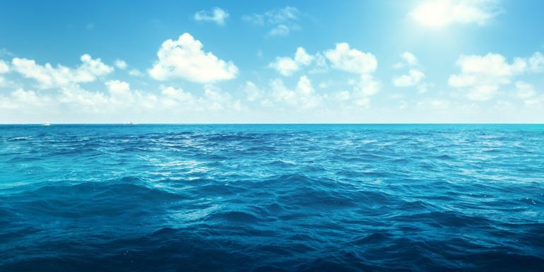 Стоимость океана