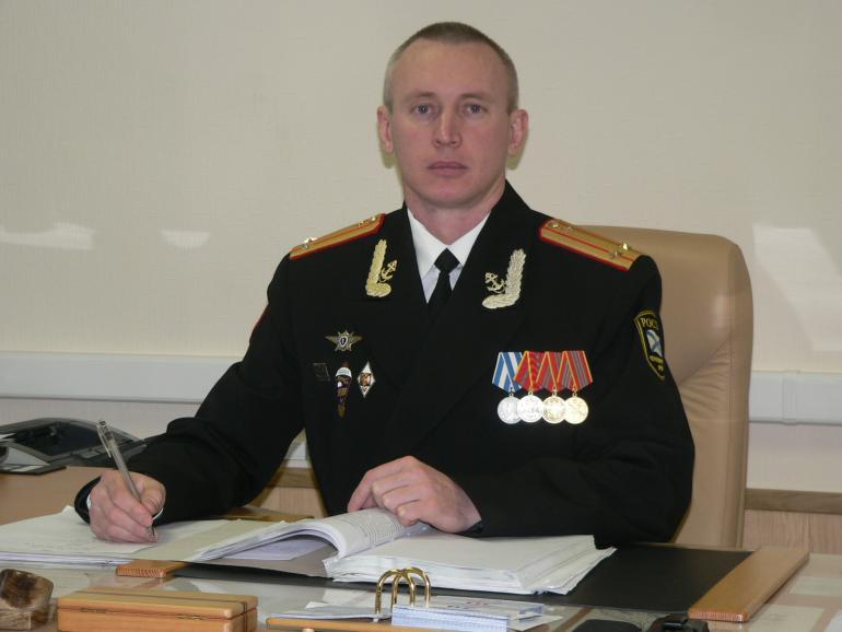 Военный судья