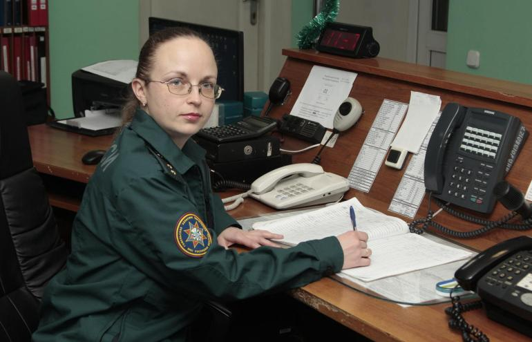 Диспетчер МЧС