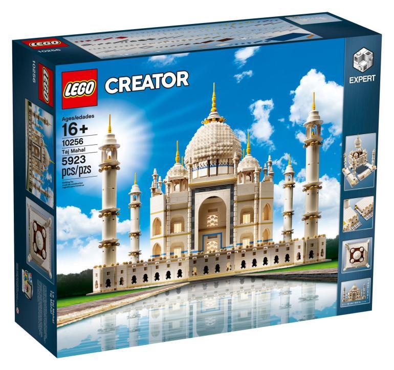 Lego's Taj Mahal