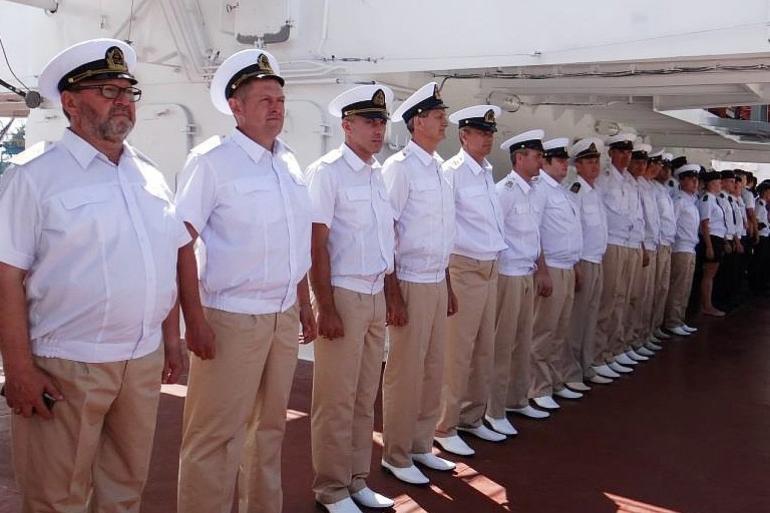 Экипаж корабля