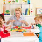 Сколько зарабатывает младший персонал в детском садике