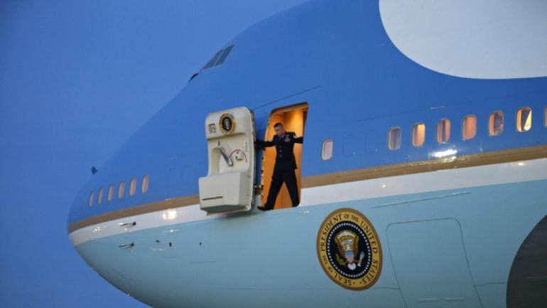 Президентский Boeing747-200В