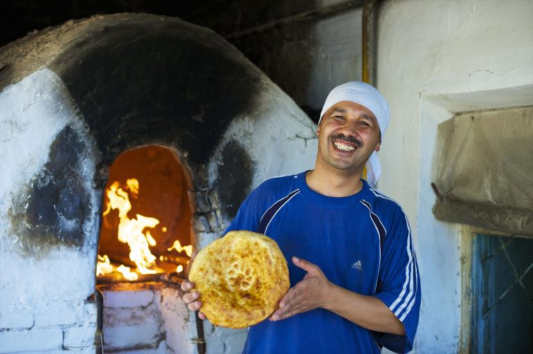 Пекарьтандырщик