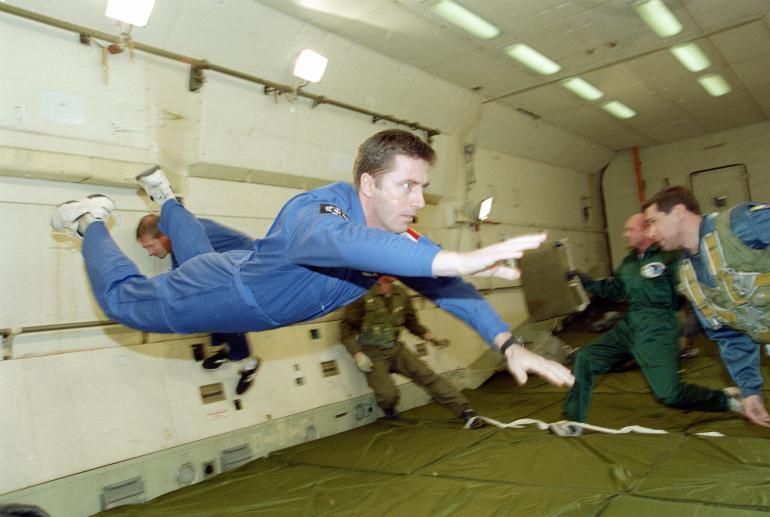 Кандидат в космонавты