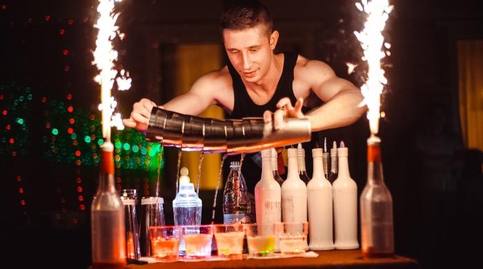 москва работа барменом в ночном клубе